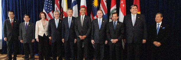TPP: Negociaciones a espaldas de la sociedad civil.