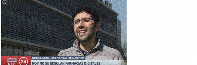 "Regulación de ""Farmacias Digitales""."