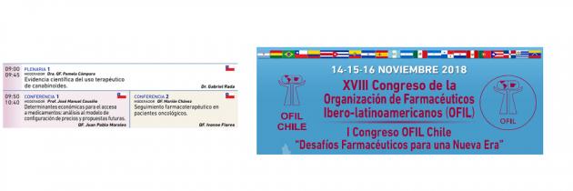 XVIII Congreso OFIL 2018.