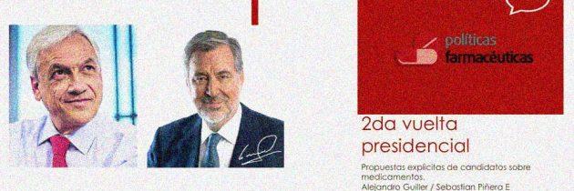 Propuestas relativas a medicamentos Guillier – Piñera.